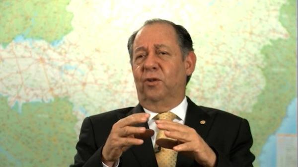 Clelio Campolina Diniz, que encerra seu mandato de reitor da Universidade Federal de Minas Gerais e assume o cargo de ministro da Ciência, Tecnologia e Inovação