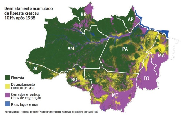 Amazonia-Desmatada