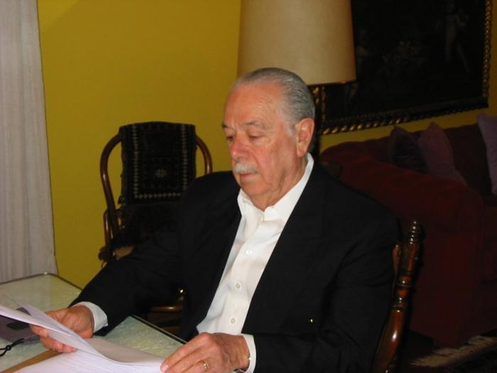Julio Cerqueira Cesar Neto, ex-diretor de planejamento do DAEE (Departamento de Aguas e Energia Elétrica do Estado de São Paulo). Foto: Arquivo pessoal